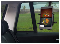 h7 mini dura mount works well in your car as a personal entertainment system kids would love watching their favorite movies in the back seat while you